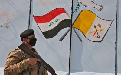 Papa pede orações pela viagem ao Iraque.